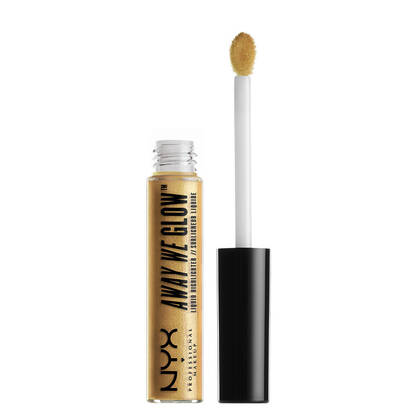 Away We Glow Highlighter Golden Hour | NYX Cosmetics