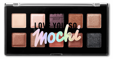 Love you so Mochi eyeshadow palette Sleek and Chic palette