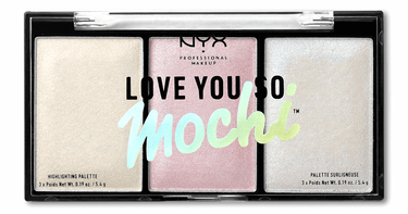 Love you so Mochi Highlight Palette Arcade Glam Palette