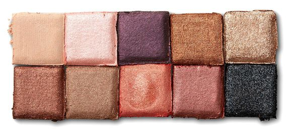 Love you so Mochi eyeshadow palette Sleek and Chic swatches