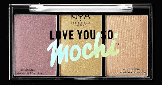 Love you so Mochi Highlight Palette Lit Life palette
